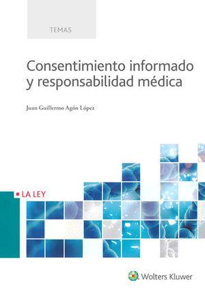 CONSENTIMIENTO INFORMADO Y RESPONSABILIDAD MÉDICA