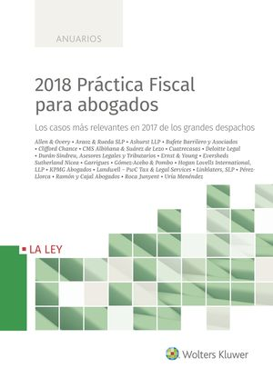 2018 PRÁCTICA FISCAL PARA ABOGADOS
