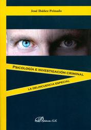 PSICOLOGÍA E INVESTIGACIÓN CRIMINAL
