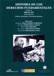 HISTORIA DE LOS DERECHOS FUNDAMENTALES TOMO IV VOL. IV - 1 LIBRO SIGLO XX