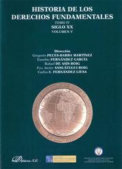 HISTORIA DE LOS DERECHOS FUNDAMENTALES TOMO IV VOL. V - 2 LIBROS SIGLO XX