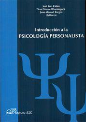 INTRODUCCIÓN A LA PSICOLOGÍA PERSONALISTA