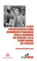 ARTE CINEMATOGRÁFICO COMO HERRAMIENTA PEDAGÓGICA PARA LA ENSEÑANZA DEL DER.DE TEORÍA GENERAL PROCESO