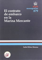 CONTRATO DE EMBARCO EN LA MARINA MERCANTE, EL 879