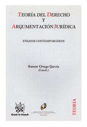 TEORÍA DEL DERECHO Y ARGUMENTACIÓN JURÍDICA