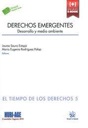 DERECHOS EMERGENTES