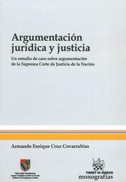 ARGUMENTACIÓN JURÍDICA Y JUSTICIA