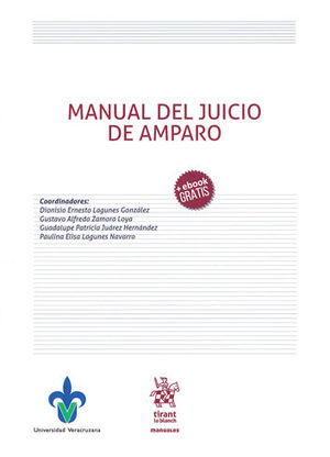 MANUAL DEL JUICIO DE AMPARO (+ EBOOK GRATIS)