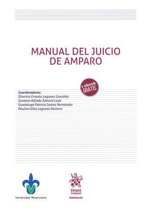 MANUAL DEL JUICIO DE AMPARO (+ EBOOK GRATIS)