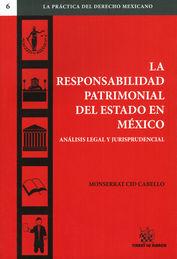 RESPONSABILIDAD PATRIMONIAL DEL ESTADO EN MÉXICO LA