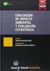 EVALUACION DE IMPACTO AMBIENTAL Y EVALUACION ESTRATEGICA