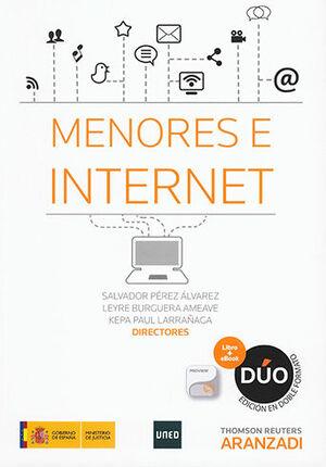 MENORES E INTERNET (DÚO: PAPEL + PROVIEW)