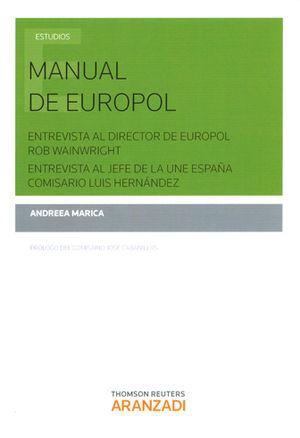 MANUAL DE EUROPOL (PAPEL)