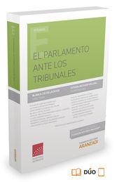 PARLAMENTO ANTE LOS TRIBUNALES (PAPEL + E-BOOK), EL