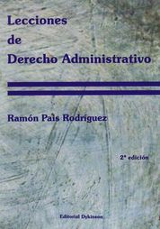 LECCIONES DE DERECHO ADMINISTRATIVO