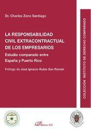 RESPONSABILIDAD CIVIL EXTRACONTRACTUAL DE LOS EMPRESARIOS, LA