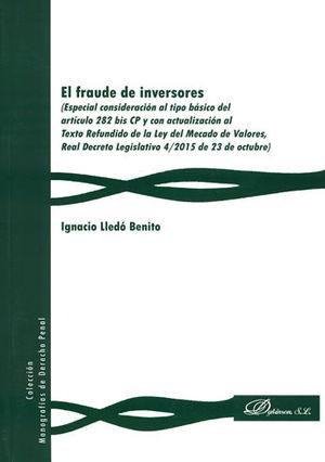 FRAUDE DE INVERSORES, EL