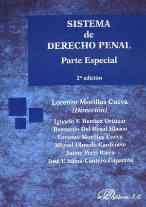 SISTEMA DE DERECHO PENAL. PARTE ESPECIAL