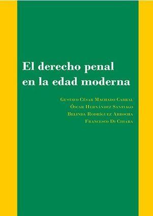 DERECHO PENAL EN LA EDAD MODERNA, EL