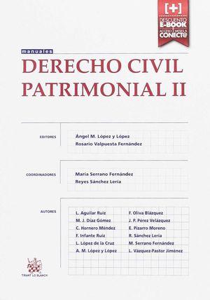 DERECHO CIVIL PATRIMONIAL II