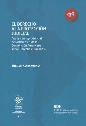 DERECHO A LA PROTECCIÓN JUDICIAL, EL