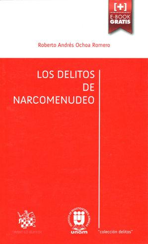 DELITOS DE NARCOMENUDEO, LOS