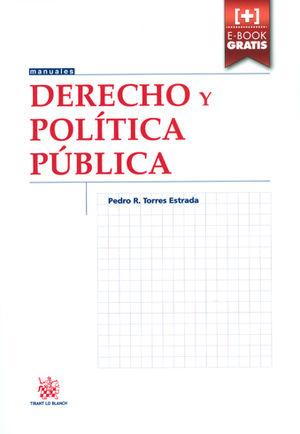DERECHO Y POLÍTICA PÚBLICA