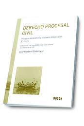 DERECHO PROCESAL CIVIL (4.ª EDICIÓN)
