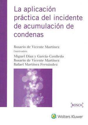 APLICACIÓN PRÁCTICA DEL INCIDENTE DE ACUMULACIÓN DE CONDENAS, LA