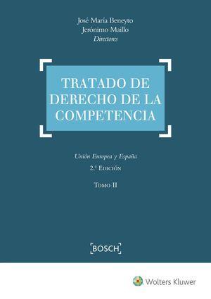 TRATADO DE DERECHO DE LA COMPETENCIA 2 TOMOS
