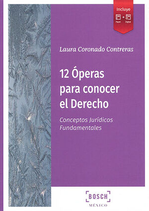 12 ÓPERAS PARA CONOCER EL DERECHO - CONCEPTOS JURÍDICOS FUNDAMENTALES.