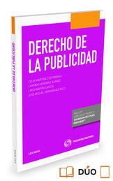 DERECHO DE LA PUBLICIDAD (PAPEL + E-BOOK)