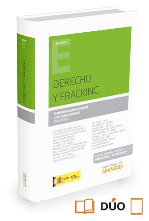 DERECHO Y FRACKING ( PAPEL + E-BOOK )