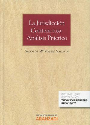 JURISDICCIÓN CONTENCIOSA: ANÁLISIS PRÁCTICO, LA