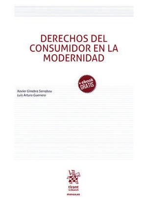 DERECHOS DEL CONSUMIDOR EN LA MODERNIDAD + EBOOK GRATIS