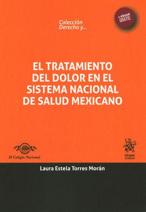 TRATAMIENTO DEL DOLOR EN EL SISTEMA NACIONAL DE SALUD MEXICANO