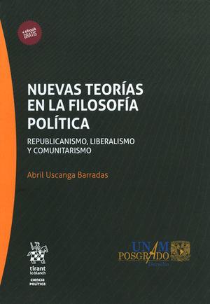 NUEVAS TEORÍAS EN LA FILOSOFÍA POLÍTICA:
