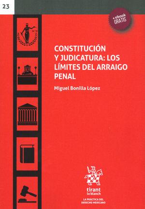 CONSTITUCIÓN Y JUDICATURA