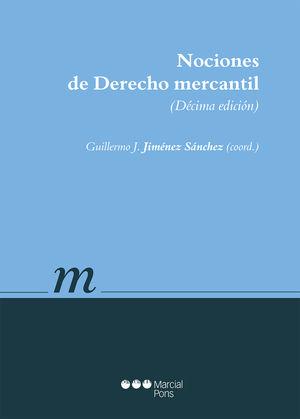 NOCIONES DE DERECHO MERCANTIL
