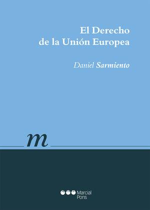 DERECHO DE LA UNIÓN EUROPEA, EL