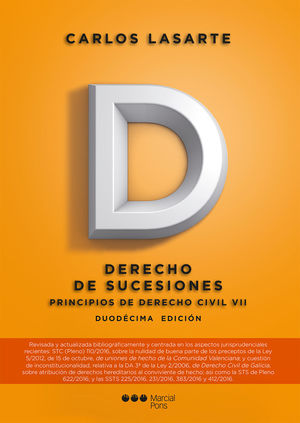 PRINCIPIOS DE DERECHO CIVIL. TOMO VII