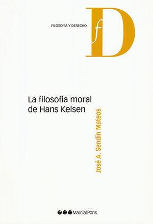 FILOSOFÍA MORAL DE HANS KELSEN, LA
