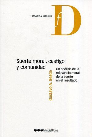 SUERTE MORAL, CASTIGO Y COMUNIDAD