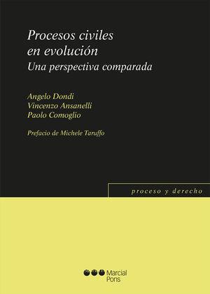 PROCESOS CIVILES EN EVOLUCIÓN
