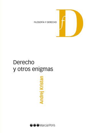 DERECHO Y OTROS ENIGMAS