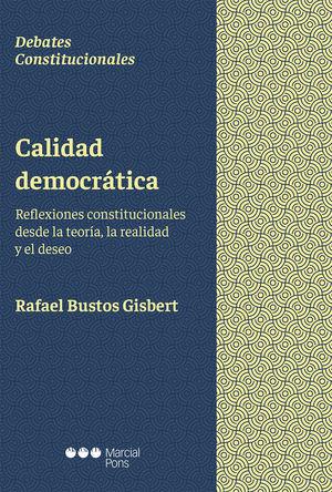 CALIDAD DEMOCRÁTICA