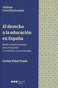 DERECHO A LA EDUCACIÓN EN ESPAÑA, EL