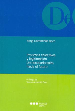 PROCESOS COLECTIVOS Y LEGITIMACIÓN