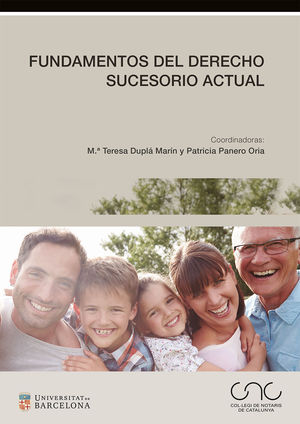 FUNDAMENTOS DEL DERECHO SUCESORIO ACTUAL