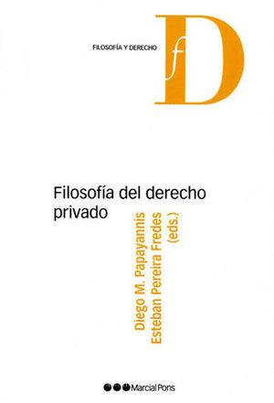 FILOSOFÍA DEL DERECHO PRIVADO